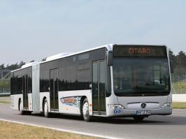 Автобус Mercedes-Benz Citaro G (18m). Техническая характеристика