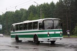 Автобус ЛАЗ 699. Техническая характеристика