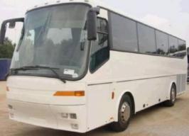 Автобус Bova FHD 10-340. Техническая характеристика