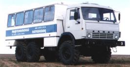 Автобус НефАЗ 4208-13. Техническая характеристика
