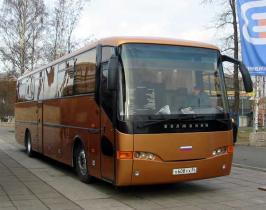Автобус Волжанин 5285. Техническая характеристика
