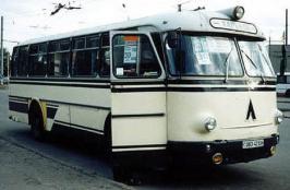Автобус ЛАЗ 697. Техническая характеристика