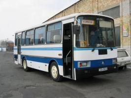 Автобус ЛАЗ А141. Техническая характеристика