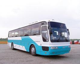 Автобус Hyundai Aero Express. Техническая характеристика