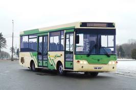 Автобус ПАЗ 3237. Техническая характеристика