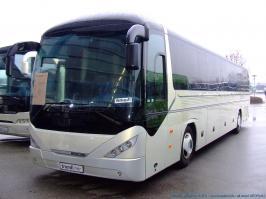 Автобус Neoplan Trendliner. Техническая характеристика