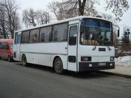 Автобус ЛАЗ 4207. Техническая характеристика