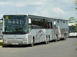 Автобус Irisbus Ares 15M. Техническая характеристика