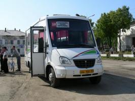 Автобус КАвЗ 32081. Техническая характеристика