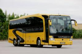 Автобус Mercedes-Benz Travego M. Техническая характеристика