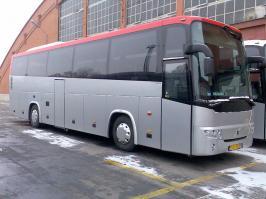 Автобус Volvo 9900. Техническая характеристика