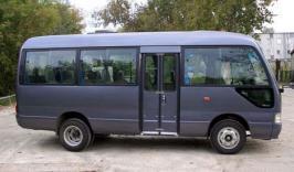 Автобус Golden Dragon XML6601C. Техническая характеристика