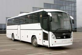 Автобус ГолАЗ 5291 /Круиз/. Техническая характеристика
