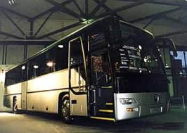 Автобус Mercedes-Benz Intouro M. Техническая характеристика