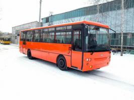 Автобус Богдан А-1452. Техническая характеристика