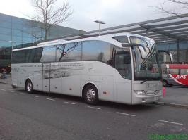 Автобус Mercedes-Benz Tourismo M. Техническая характеристика