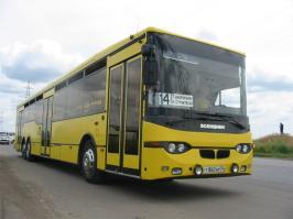 Автобус Волжанин 6270. Техническая характеристика