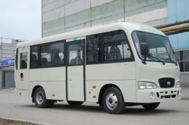 Автобус Hyundai County. Техническая характеристика