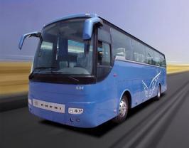 Автобус Ankai K59. Техническая характеристика