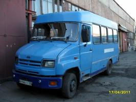Автобус КАвЗ 324400. Техническая характеристика