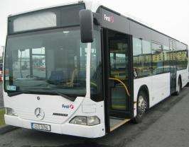 Автобус Mercedes-Benz Citaro (12m). Техническая характеристика