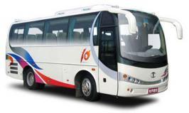 Автобус Mudan MD6796. Техническая характеристика