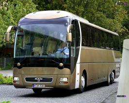 Автобус MAN Lion Coach L. Техническая характеристика