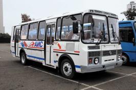 Автобус ПАЗ 4234. Техническая характеристика