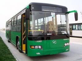 Автобус Higer KLQ 6118 GS. Техническая характеристика