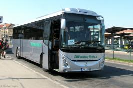 Автобус Irisbus Evadys 12.8M. Техническая характеристика