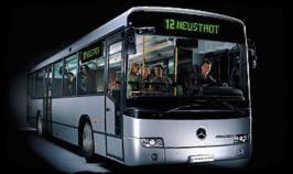 Автобус Mercedes-Benz Citaro MU. Техническая характеристика
