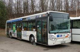 Автобус Irisbus Citelis 12M. Техническая характеристика