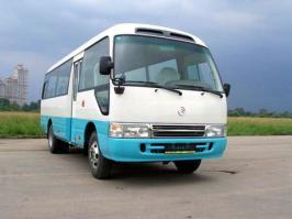 Автобус Golden Dragon XML6700C. Техническая характеристика
