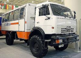 Автобус НефАЗ 42111. Техническая характеристика