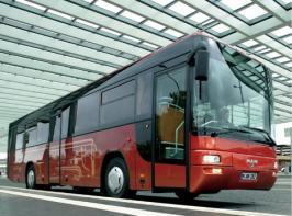 Автобус MAN Lion Classic U. Техническая характеристика