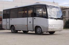 Автобус Волжанин 3290. Техническая характеристика
