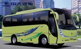 Автобус Zonda YCK6799HG. Техническая характеристика
