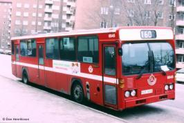 Автобус Scania 112. Техническая характеристика