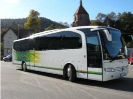 Автобус Mercedes-Benz Travego RHD. Техническая характеристика