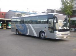 Автобус Daewoo BH-120. Техническая характеристика