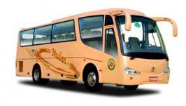 Автобус Mudan MD6121. Техническая характеристика