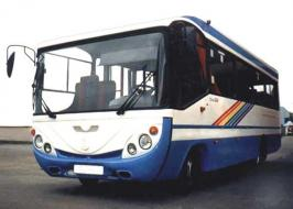 Автобус ГолАЗ 4244. Техническая характеристика