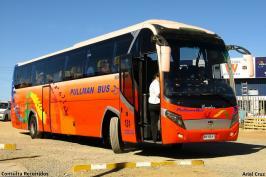 Автобус Zhong Tong Creator. Техническая характеристика