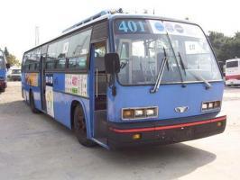 Автобус Daewoo BH-115. Техническая характеристика