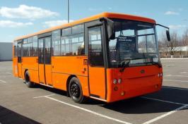 Автобус Богдан А-1443. Техническая характеристика