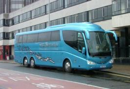 Автобус Scania Irizar PB. Техническая характеристика