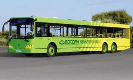 Автобус Богдан А-231. Техническая характеристика