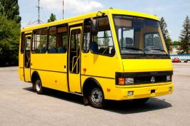 Автобус БАЗ А079. Техническая характеристика