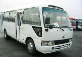 Автобус Mudan MD6701. Техническая характеристика