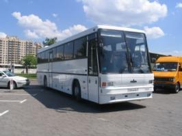 Автобус МАЗ 152. Техническая характеристика